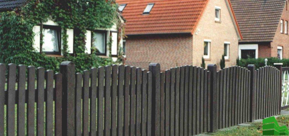 максимальная высота забора в частном доме