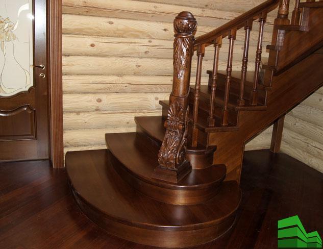 поручень лестницы