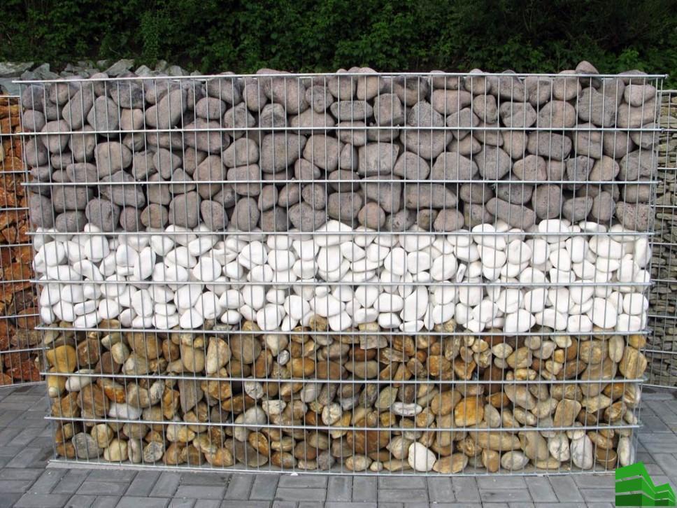 наполнение камнями