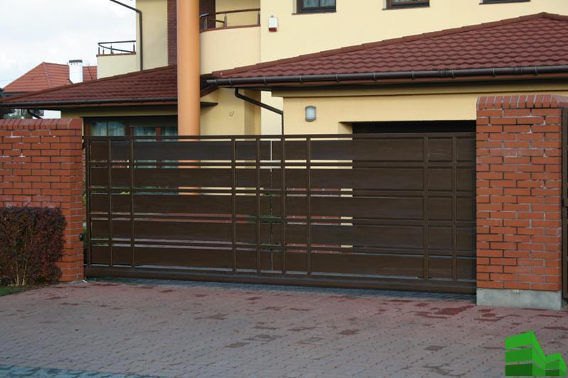 оптимальная ширина ворот в частном доме