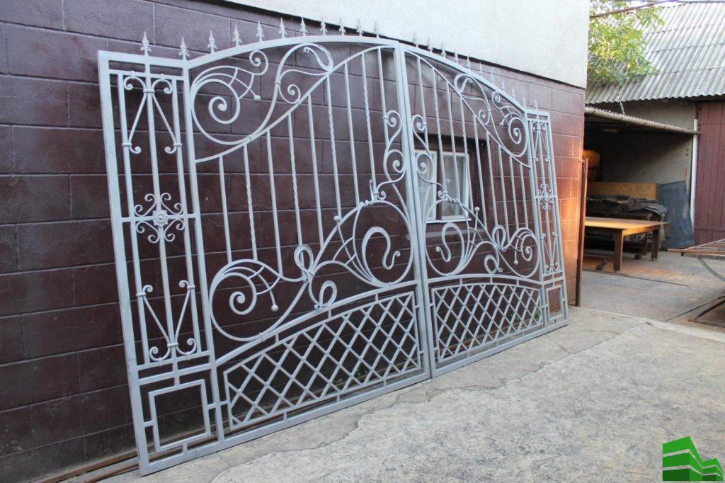 ковка ворот