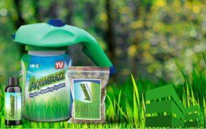 aquagrazz — жидкий газон